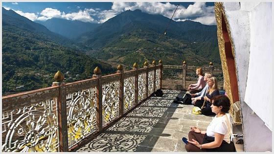 Медитировать в храме