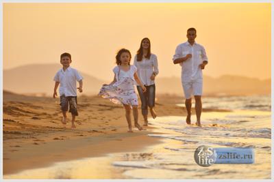 Бег всей семьей